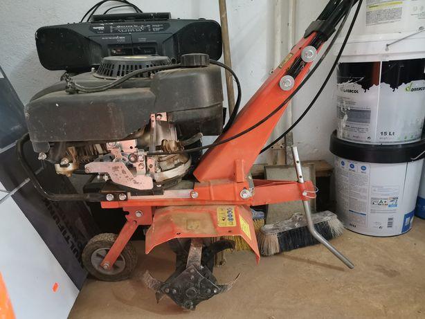 Moto enchada Máquina de fresagem hackeada Fresadora