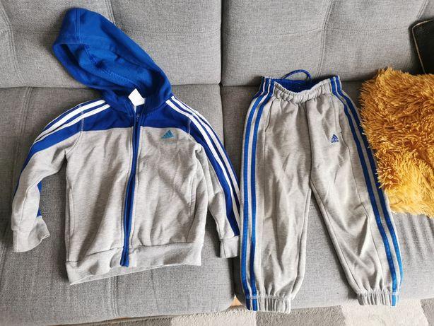 Dres chłopięcy Adidas 5-6 lat