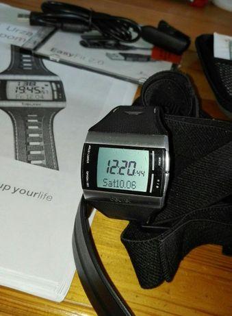Pulsometr Beurer PM62+opaska+kabelek usb i plyta + instrukcja.