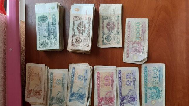 1 ,рубль, 3 рубля СССР купоны,оптом дешевле