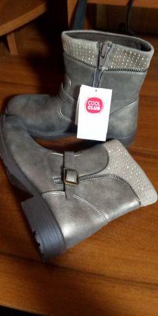 Ботинки на осень тёплые Cool Club. 20 см стелька