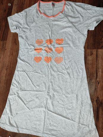 Koszula ciążowa do karmienia r. L bawełna