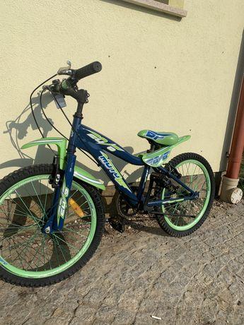 Rower 20' porządna  konstrukcja