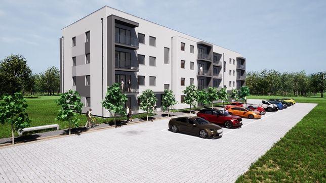 Nowe Mieszkanie 3 pokojowe 56m2  spokojna okolica  Glinno