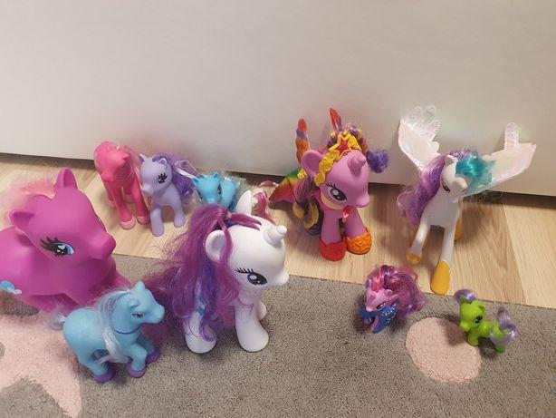 Koniki konik my Little Pony celestia zestaw