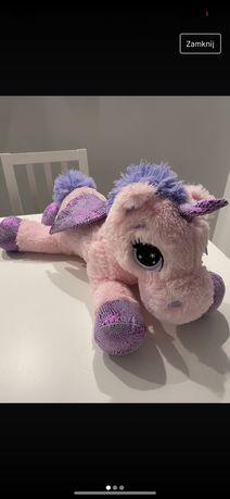 NOWY duzy Jednorożec miś unicorn