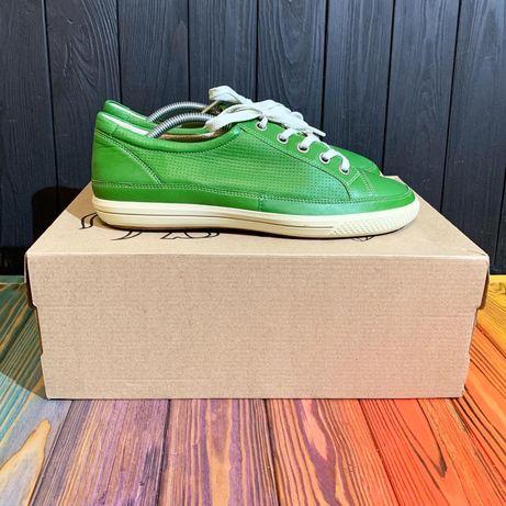 Кожаные кроссовки Ecco 43 размер Lacoste Tommy Hilfiger