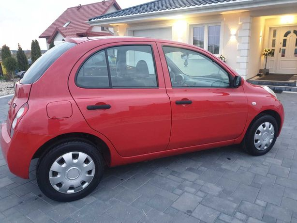 Nissan Micra 2003 r 1.2 benzyna- bardzo dobry stan