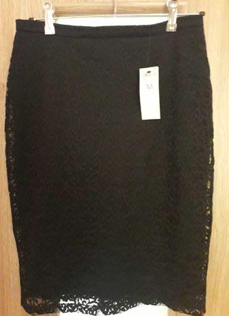 Czarna nowa spódnica rozmiar M