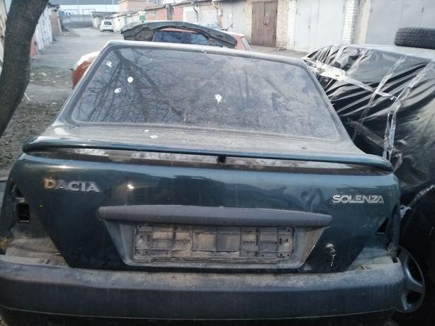 Dacia Solenza.Крышка Багажника Гур Супорт Пружины Насос Кондера Балка.