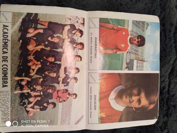 Poster jogadores de futebol