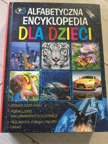 Encyklopedia ilustrowana dla dzieci, nowa, stan idealny, 3500 haseł