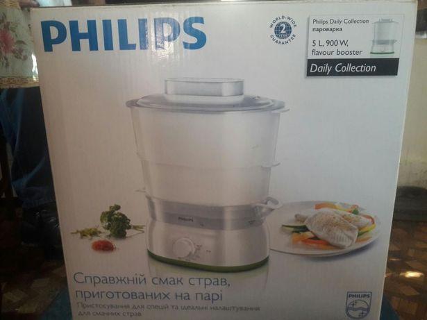 Продам пароварку Philips