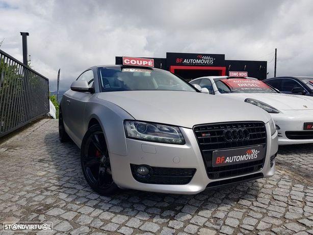Audi A5 2.7 TDi Multitronic