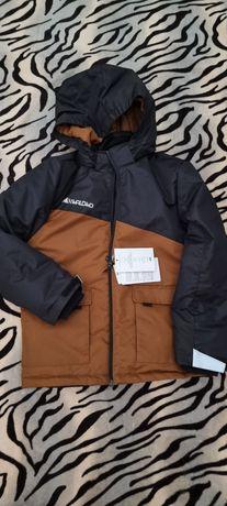 Куртка водонепроницаемая, мембранная, H&M 128 Оригинал