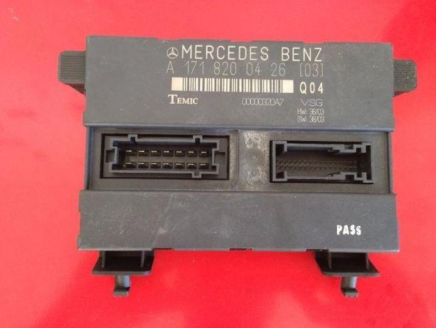 Unidade controlo capota Mercedes SLK W171