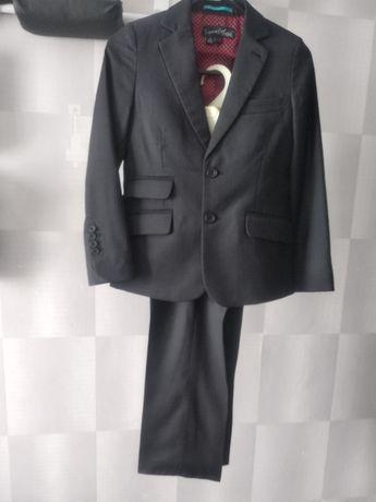 Школьная форма костюм Next пиджак брюки для мальчика 8-9 лет р.134