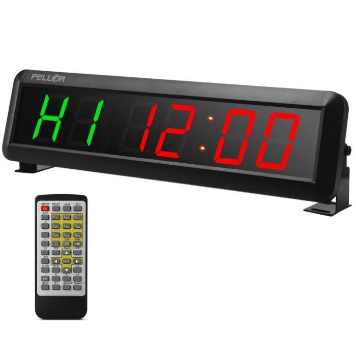 Cronometro digital Parede desportivo