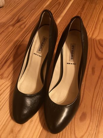 Туфли кожаные evanna