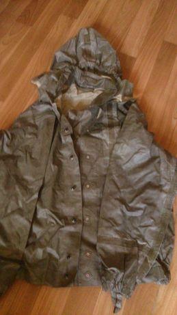 Костюм для рыбалки: комбинезон + куртка. Водонепроницаемый. Новый.