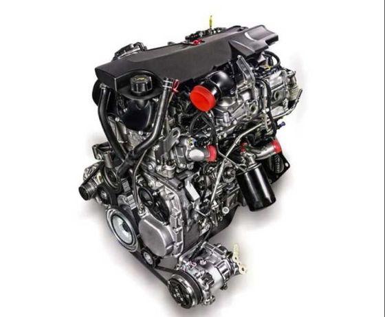 DUCATO IVECO 3.0 HPI Euro 5 silnik z wymianą