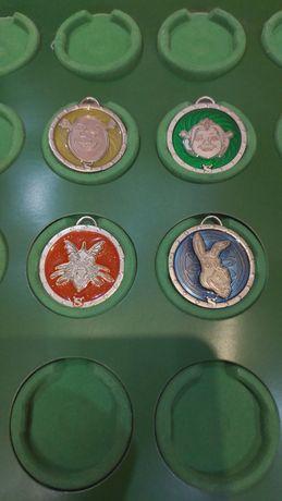 Шрек медальон папка книга-шкатулка Евро-лото