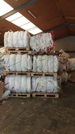 Big Bagi 100x100x200cm worek na drewno, trociny,wióra/HURT
