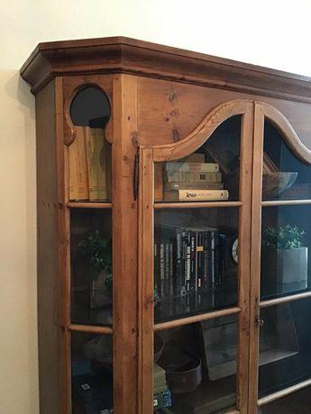 armário, vitrine, cristaleira,  livreiro,  vintage, casquinha, rustico