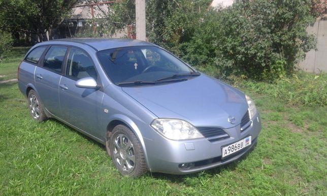 Продам Nissan Primera 2006г.1.8 бензин