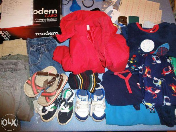 Pack de roupa de Bébé (59)