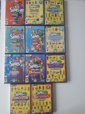 The Sims 2 + 10 dodatków