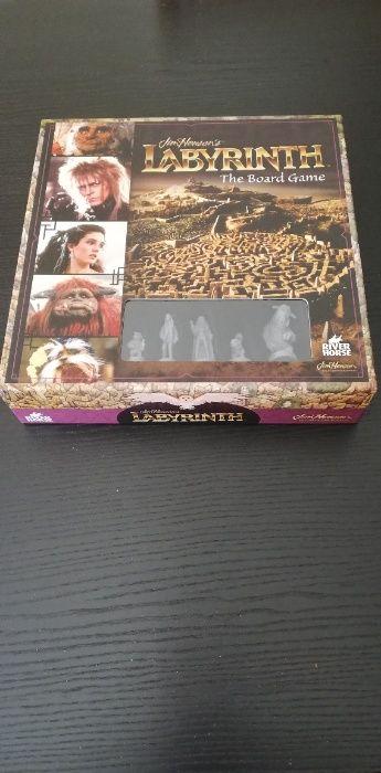 Jogo de Tabuleiro - Jim Henson's Labyrinth
