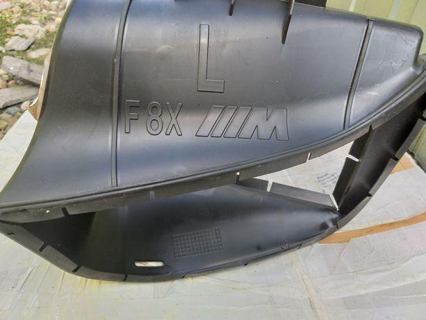 Wlot kanał kierownica powietrza BMW M3 M4 f80 f82