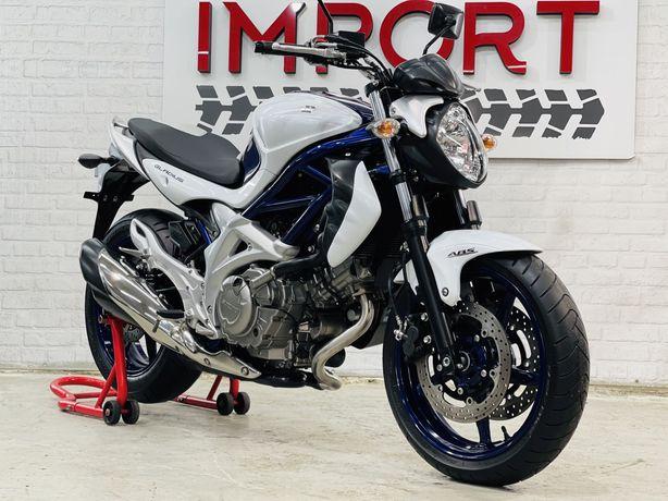 Мотоцикл Suzuki Gladius400 ABS 2010г только из Японии+кредит+оформлени