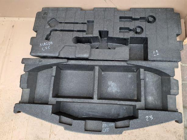 Zestaw naprawczy nr 22 23 Mazda CX5 Styropian
