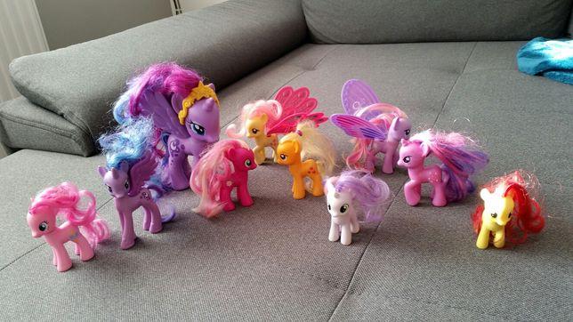 My little pony kucyki zestaw