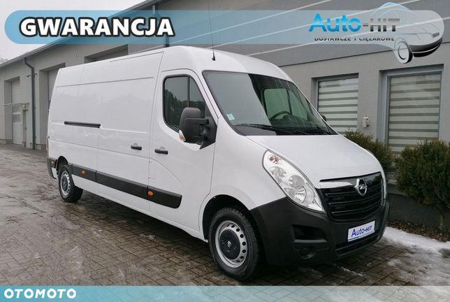 Opel Movano  / Master L3H2 /3.70m/ KLIMA 130KM Czujniki 90.700km *Gwarancja