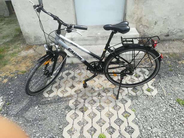 Rower treningowy Calvin 28' Możliwa zamiana