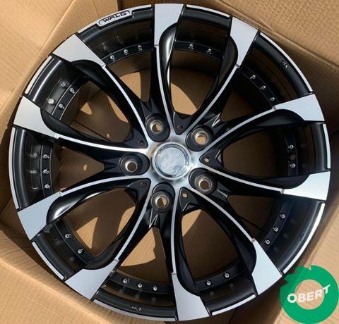 Новые диски Wald 5*150 R20 на Toyota Land Cruiser 200 Sequoia Lexus LX