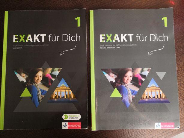 Niemiecki Exakt für dich 1