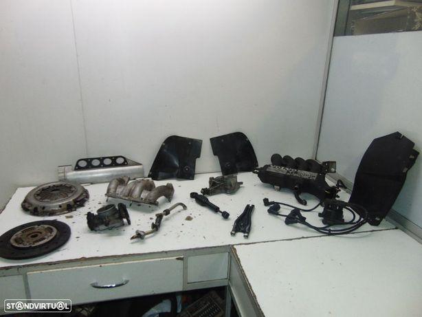 Volvo 480 turbo embraiagem e + peças