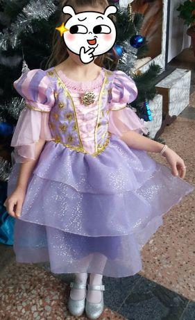 карнавальное платье .