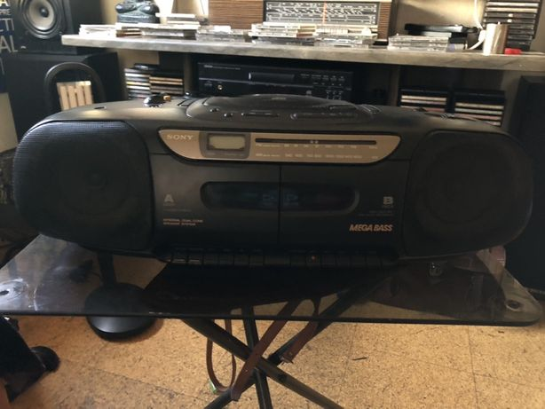Radio Sony CFD-112