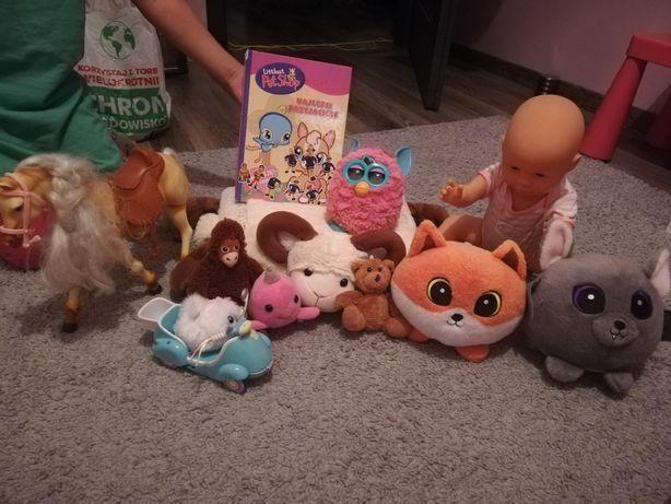 Oddam różne zabawki