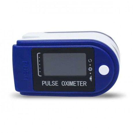 Пульсоксиметр Fingertip pulse oximeter LK87 (синий)