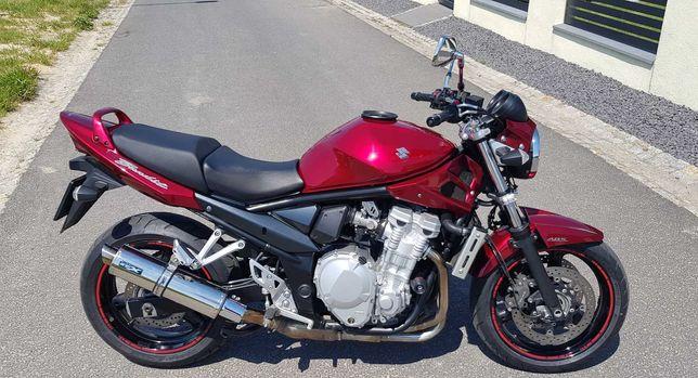 Suzuki Bandit 650a