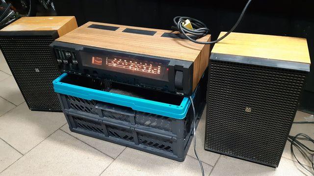 Radio amator 2c z kolumnami .