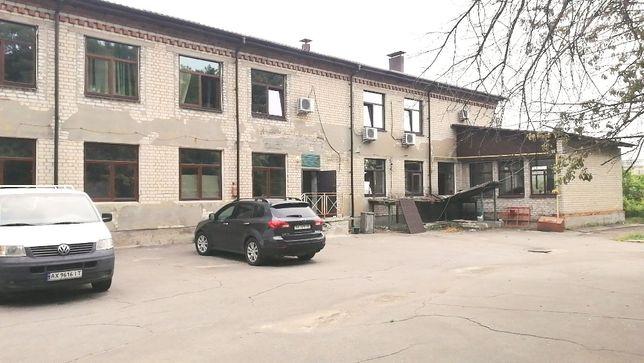 Продам здание 1456 м2 со своей территорией в р-не з-да Коммунар
