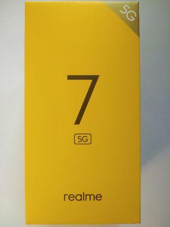 Realme 7 5G Baltic Blue 128GB NOWY