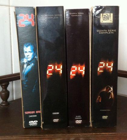 serie 24h temporadas 1,3,4,5